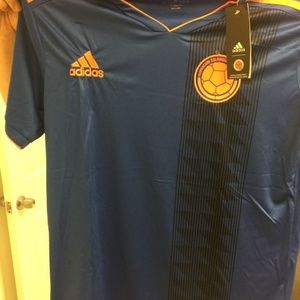 44d1fcf92ea43 adidas Shirts - Soccer jersey Colombia